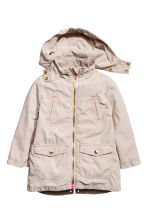 Parka - Light mole -  | H&M 2