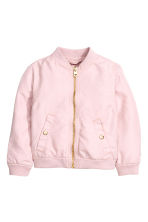 Bomber jacket - Light pink - Kids | H&M 2