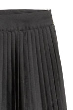 Pleated skirt - Black - Ladies | H&M GB 3