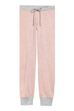 MAMA Nursing pyjamas - Old rose - Ladies | H&M 3