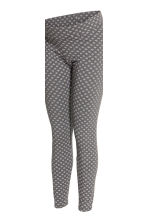 MAMA Jersey pyjamas - Dark grey/Patterned - Ladies | H&M CN 3