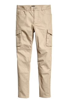 Pantalon cargo Slim fit