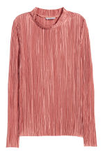 Long-sleeved top - Old rose -  | H&M CA 2