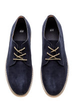 Derby shoes - Dark blue - Men | H&M 2