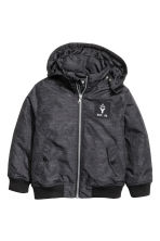 Padded jacket - Black - Kids | H&M 2