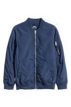 Bomber jacket - Dark blue - Kids | H&M 2