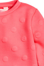 Sweat - Rose fluo - ENFANT | H&M FR 3