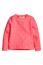 Sweat - Rose fluo - ENFANT | H&M FR 2