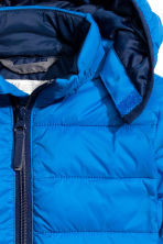 Padded jacket - Cornflower blue - Kids | H&M CN 3