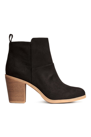 Ankle boots - Black - Ladies | H&M 1