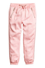 Pull-on trousers - Light pink - Kids | H&M 2