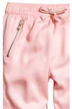 Pull-on trousers - Light pink - Kids | H&M 3