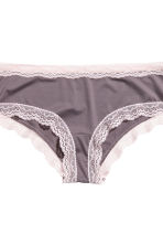 MAMA 3-pack hipster briefs - Vintage pink - Ladies | H&M 5