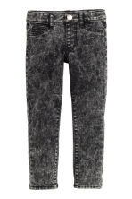 Treggings - Black washed out - Kids | H&M 2