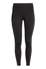 Sports tights - Black - Ladies | H&M CN 2