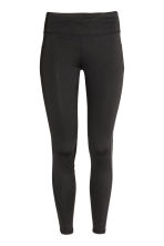 Running tights - Black - Ladies | H&M 2