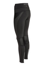 Running tights - Black - Ladies | H&M 3
