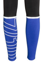 Leggings da running - Nero/blu - DONNA | H&M IT 4