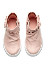 Trainers with a bow - Light pink - Kids | H&M 2