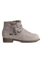 Ankle boots - Dark grey -  | H&M CN 2