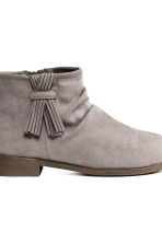 Ankle boots - Dark grey -  | H&M CN 5