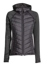 Outdoor jacket - Black - Ladies | H&M IE 2