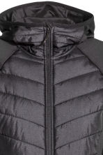 Outdoor jacket - Black - Ladies | H&M IE 3
