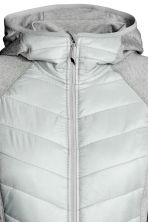 Outdoor jacket - Light grey - Ladies | H&M CN 3