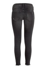 Slim Low Jeans - Black - Ladies | H&M 3