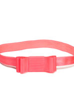 2-pack bow-detail hairbands - Neon pink -  | H&M 2