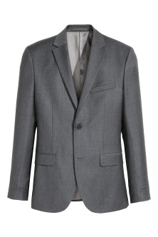 Blazer aus Wolle Slim Fit