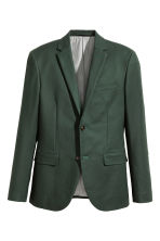 Cotton jacket - Dark green - Men | H&M 2