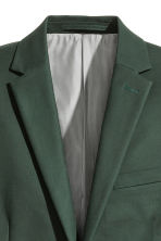 Cotton jacket - Dark green - Men | H&M 3