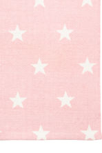 Star-print cotton rug - Light pink - Home All | H&M CN 2