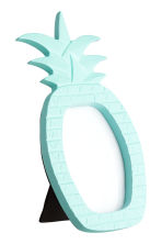 Pineapple-shaped photo frame - Mint - Home All | H&M CN 1