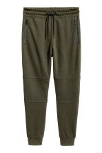 Joggers - Dark khaki green - Men | H&M CN 2
