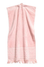 2-pack guest towels - Light pink - Home All | H&M CN 2
