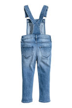 Salopette en denim - Bleu denim - ENFANT | H&M FR 3