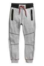 Joggers - Grey marl - BAMBINO | H&M IT 2