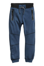 Joggers - Blu scuro - BAMBINO | H&M IT 2
