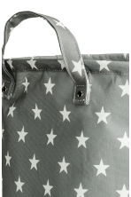 Storage basket - Grey/Stars - Home All | H&M CN 2