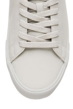 Hi-top trainers - Light grey - Men | H&M 3