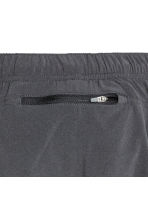Running shorts - Dark grey - Men | H&M CA 3
