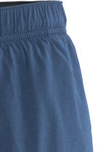 Knee-length running shorts - Dark blue -  | H&M 3