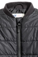 Padded jacket - Black - Kids | H&M 3