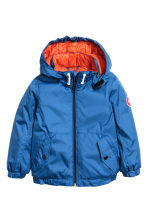 Padded jacket - Cornflower blue - Kids | H&M 2