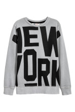 Grey/New York