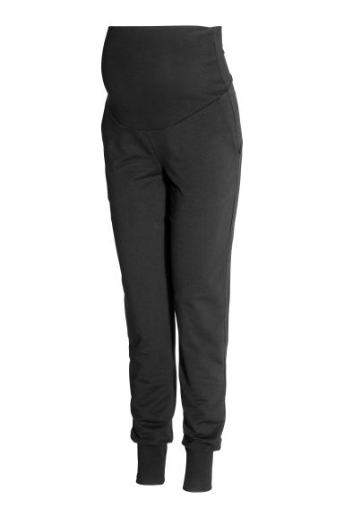 MAMA Joggers - Black - Ladies | H&M GB