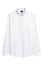 Overhemd van premium cotton - Wit - HEREN | H&M NL 3