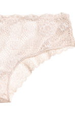 Lace hipster briefs - White - Ladies | H&M CN 3